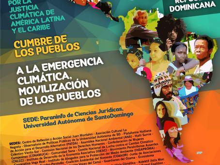 Semana por la justicia climática de América Latina y el Caribe