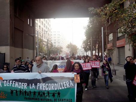 Exitosa Primera Marcha Nacional por el Patrimonio