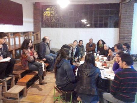 Exitosa y promisoria reunión para la defensa de la Precordillera de Santiago