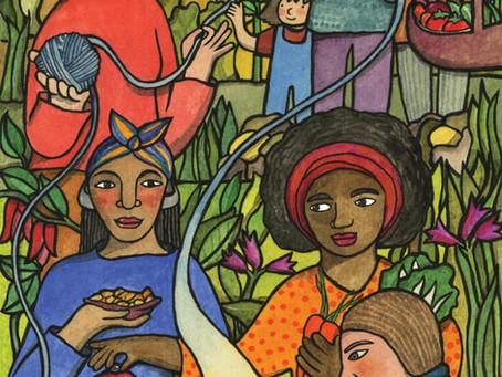 La Carpa de las Mujeres publica La Vida en el Centro