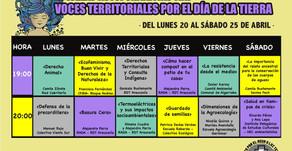 Escuelas Autoformativas MAT Voces Territoriales por el Día de la Tierra
