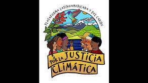 Declaración  de la Plataforma Latinoamericana y del Caribe por la Justicia Climática