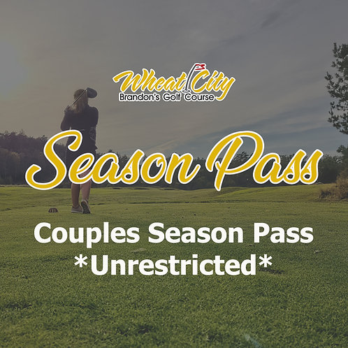 Season Pass 2021 - Couples - Unrestricted