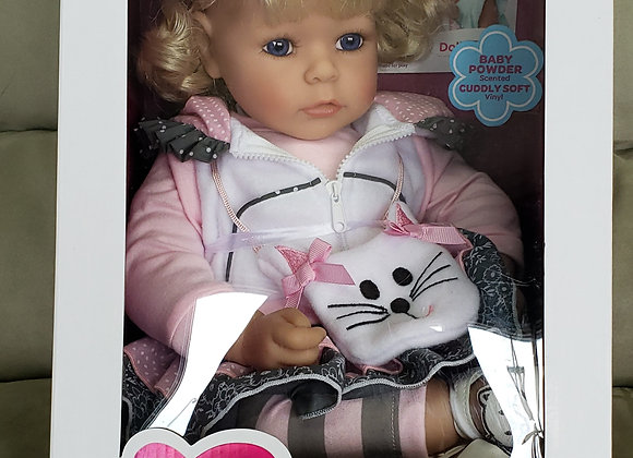 Realistic Doll - Baby Girl