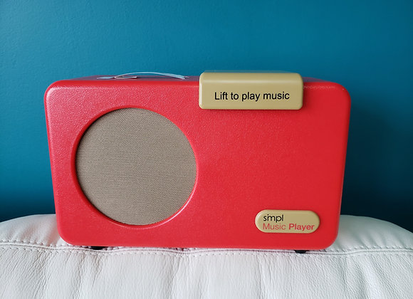 One-touch Music Player