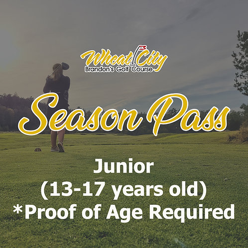 Season Pass 2021 - Junior