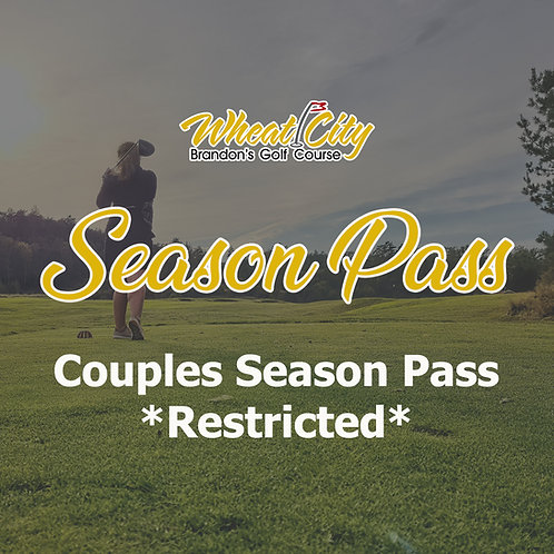 Season Pass 2021 - Couples - Restricted