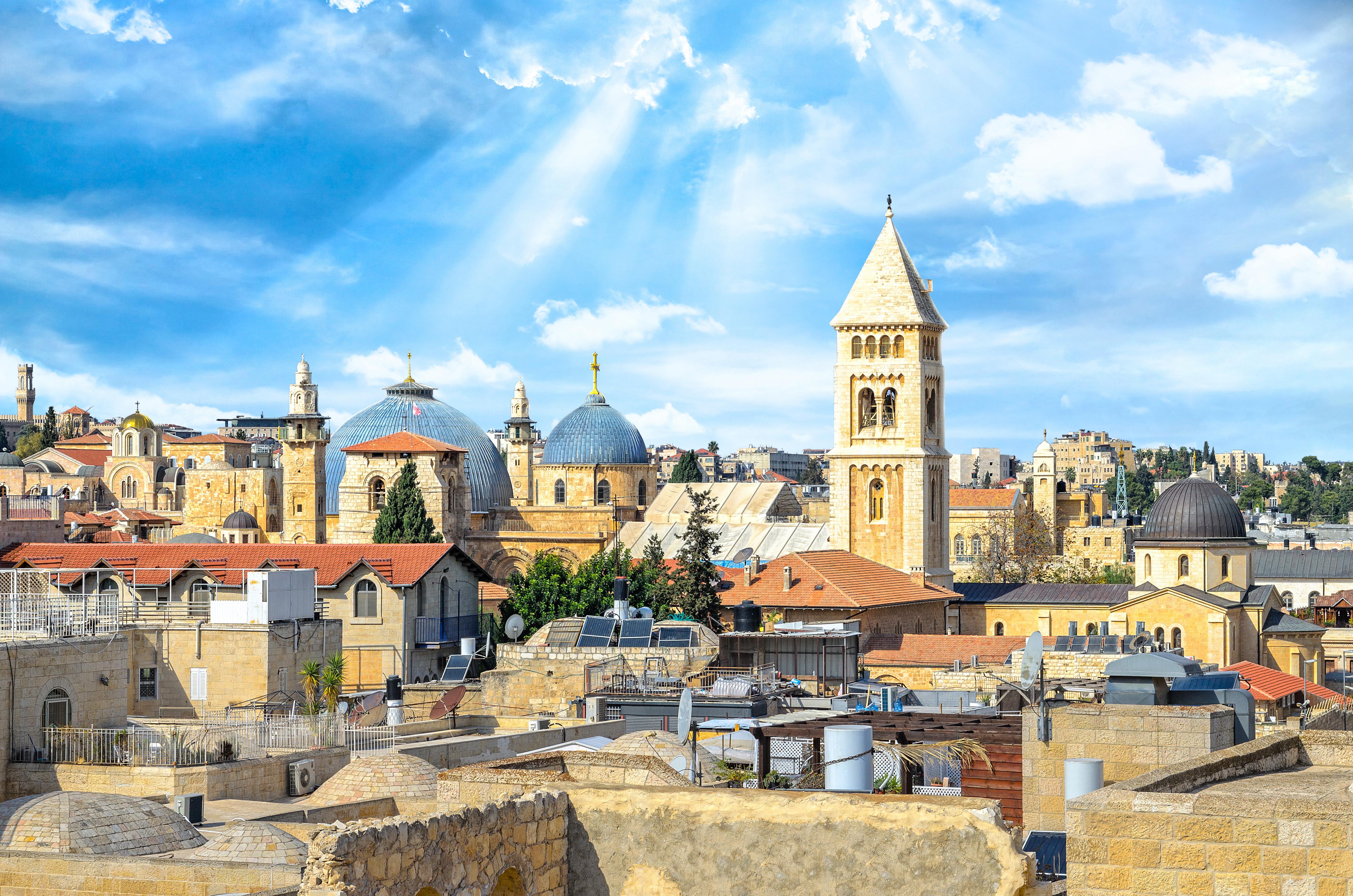 Jerusalem: The Old City
