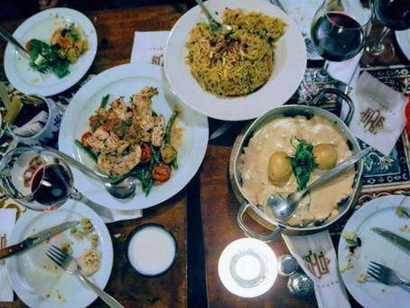 Restaurant Etiquette in Israel