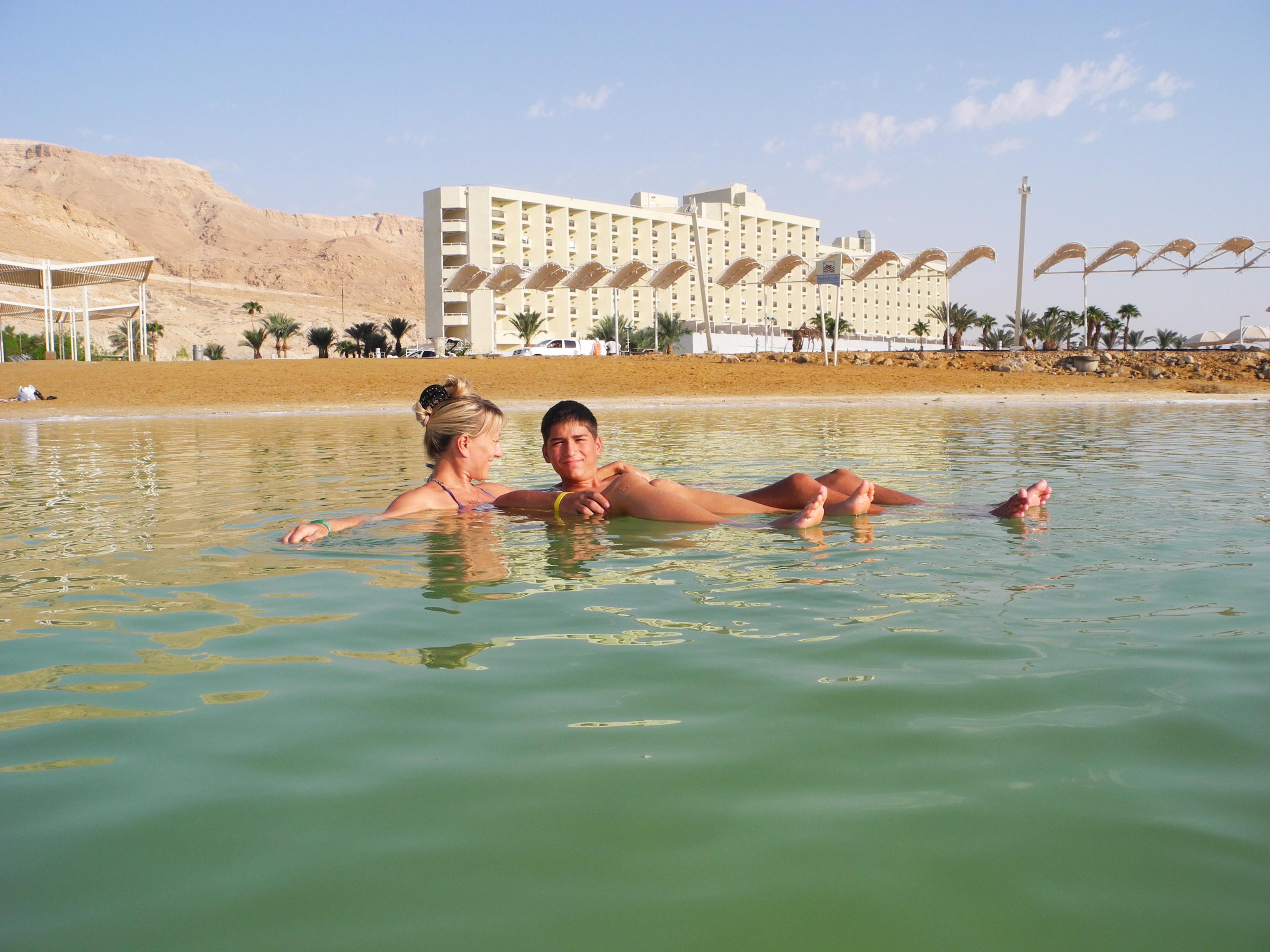 Masada, The Dead Sea, Ein Gedi