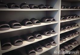 시설   신발장