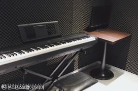 음악   hall 내부
