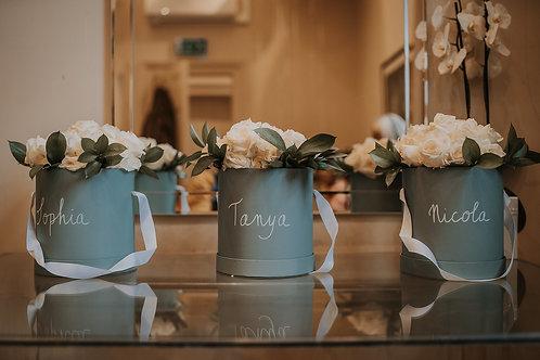 Hatbox Flowers
