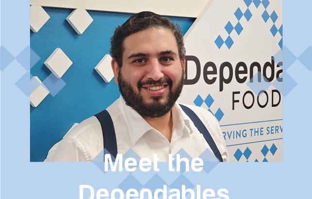 Meet the Dependables: Doron Fishbaum