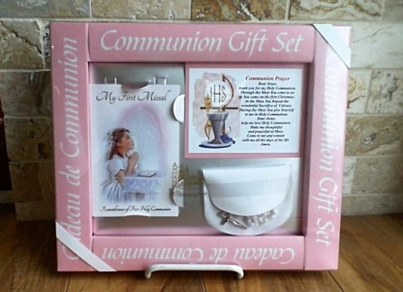Communion Gift Set - Girl