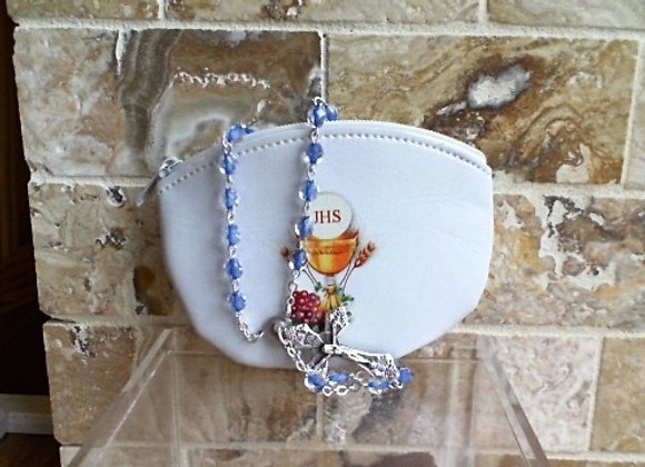 Communion Rosary Pouch