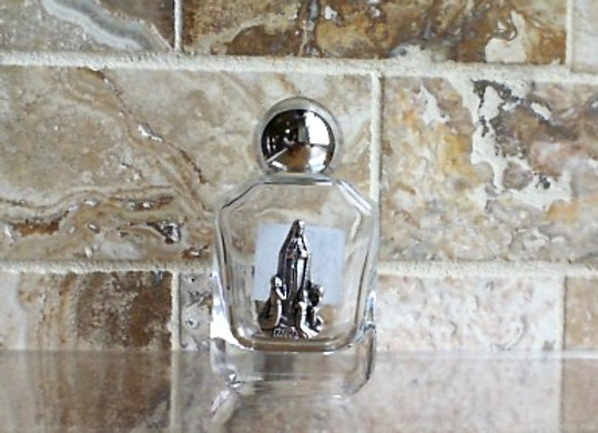 Holy Water Glass Container