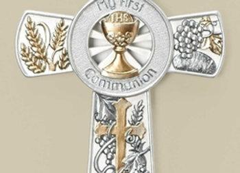 First Communion Wall Cross