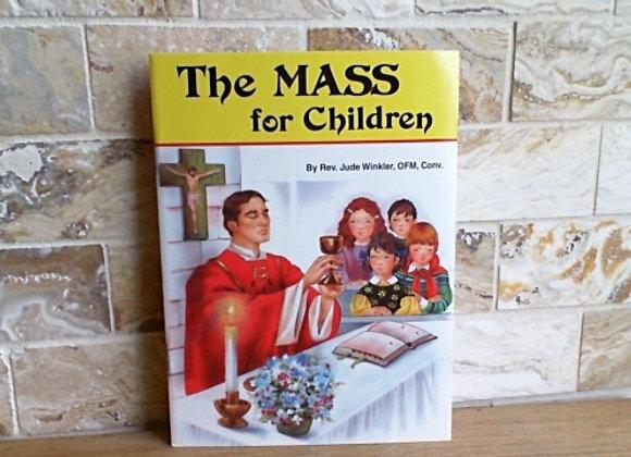 The Mass for Children Book