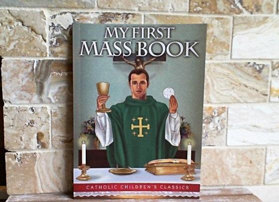 My First Mass Book