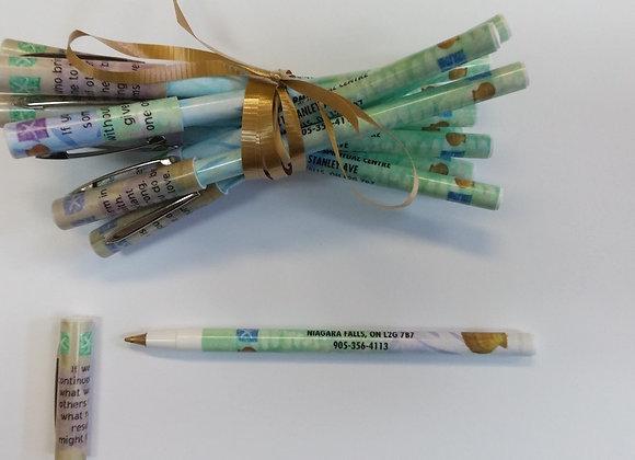 Monastery pens