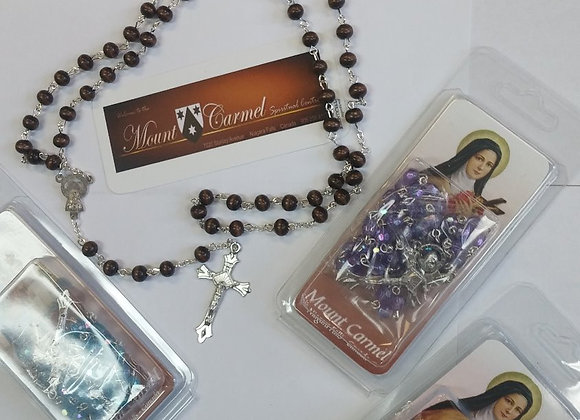 Rosary -St. Therese & Our Lady of Mount Carmel