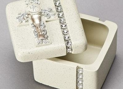 Rosary Holder or Trinket Box