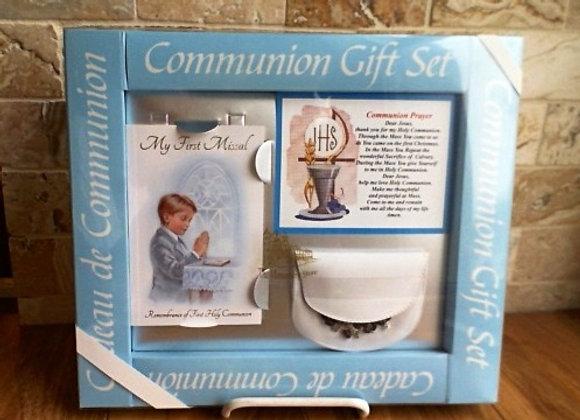 Communion Gift Set - Boy