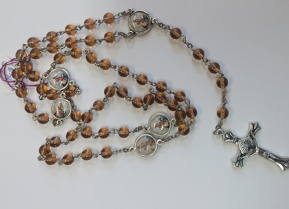 Rosary- Our Lady of Mt. Carmel/ St. Therese