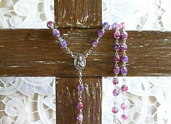 Rosary - Scapular Medal Center