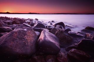 'Purple Sunset'