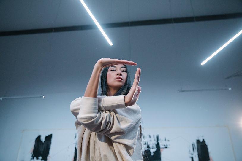 dance, performace, dancer, tatting, urban dance, geometric, woman, focus