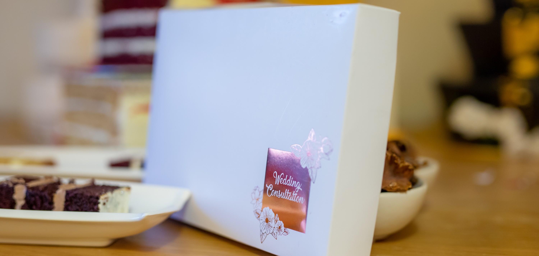Wedding Taster Box (Remote Consultation)