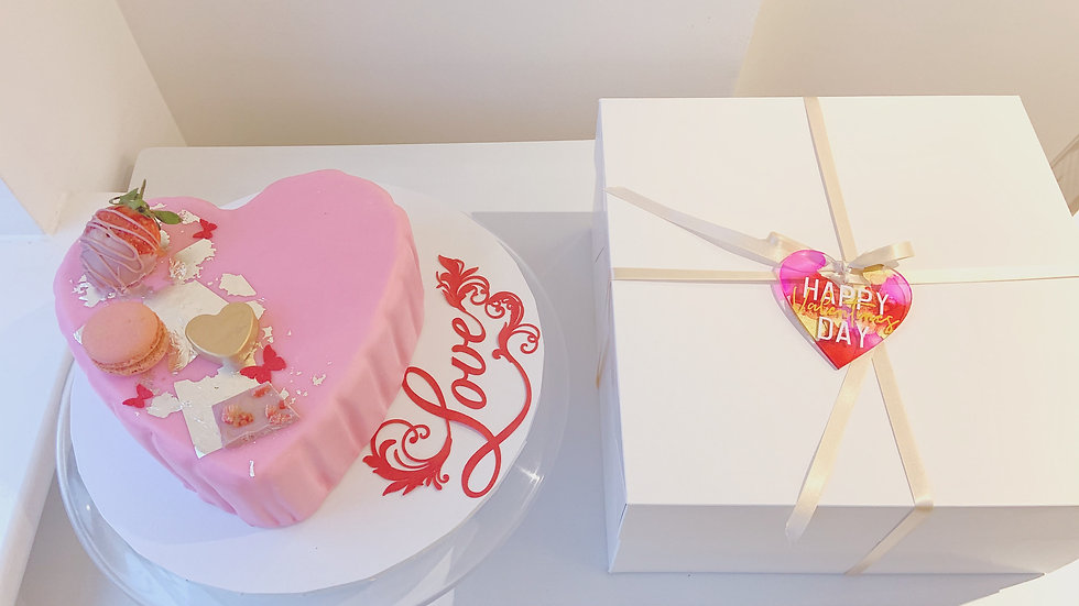 Valentine's Day Cake (Specific, including delivery)