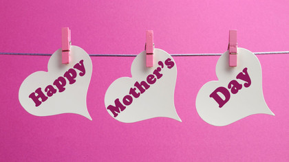 'HAPPY MOTHER DAY'