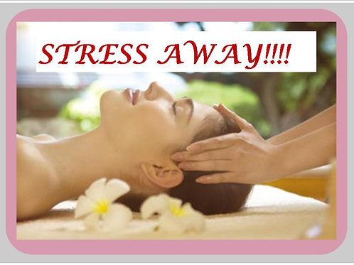 STRESS AWAY SPA PACKAGES 90 MINS.