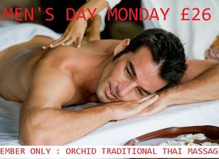 MEN'S DAY MONDAY