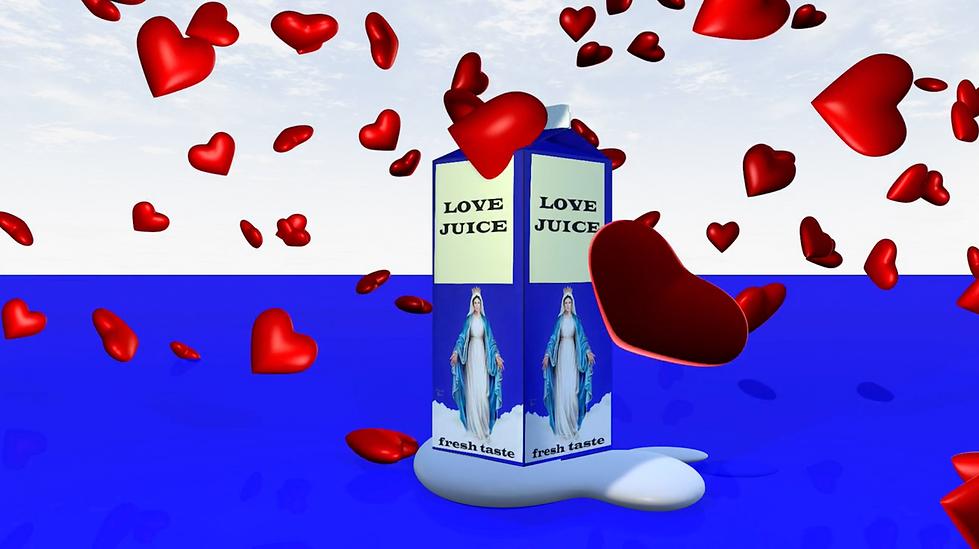 Roxman Gatt Virgin Mary's Love Juice