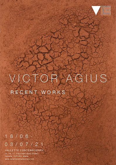 RECENT WORKS by Victor Agius.jpg