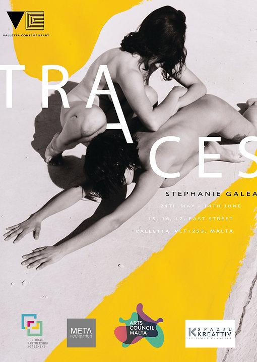 Digital Poster Stephanie Galea Traces 70