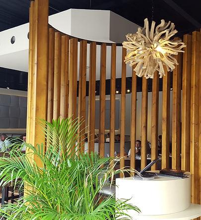 bar restaurant indonésie
