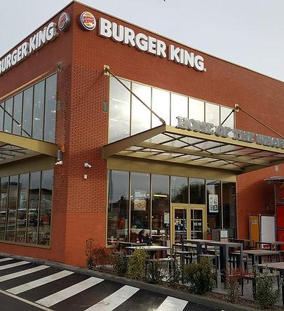 Restaurant Burger king Abbeville