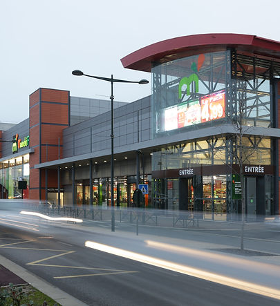 magasin alimentaire chelles