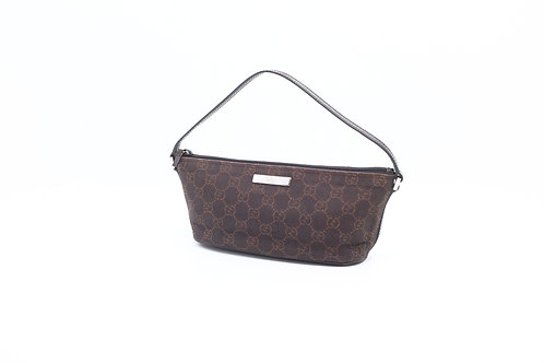 Gucci GG Canvas Shoulder Pochette
