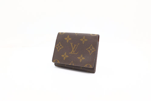 Louis Vuitton Card case monogram pocket organiser LV