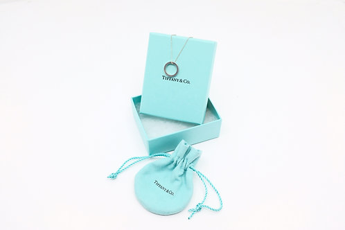 Buy pre loved Tiffany & co. 1837 necklace