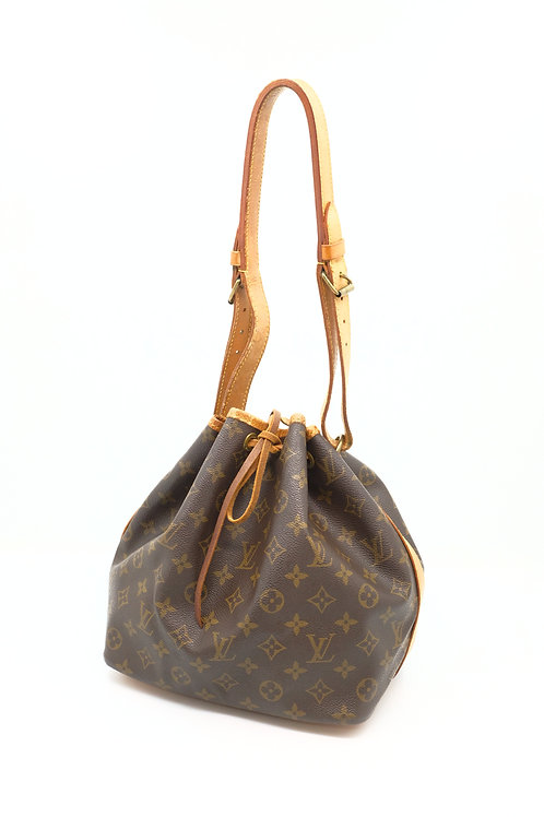 Louis Vuitton Petit Noe in Monogram Canvas