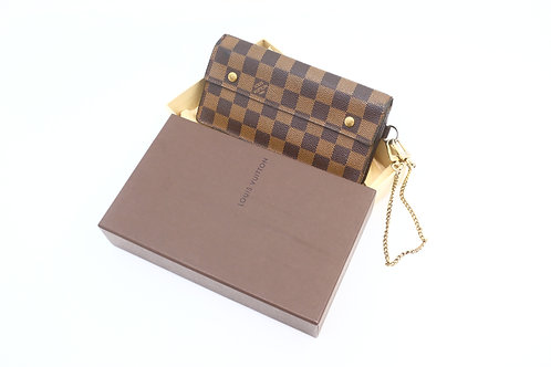 Buy preloved Louis Vuitton Accordion Wallet DE