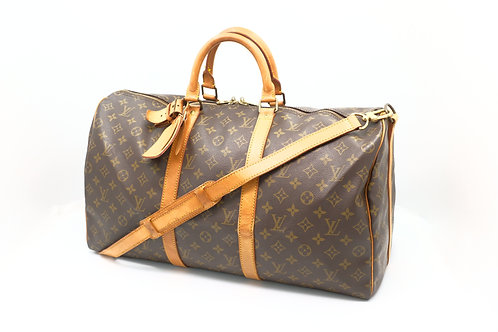 Buy pre owned Louis Vuitton Keepall 50 Bandouliere