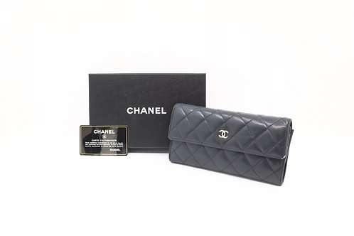 buy preloved Chanel Matelasse Long Wallet